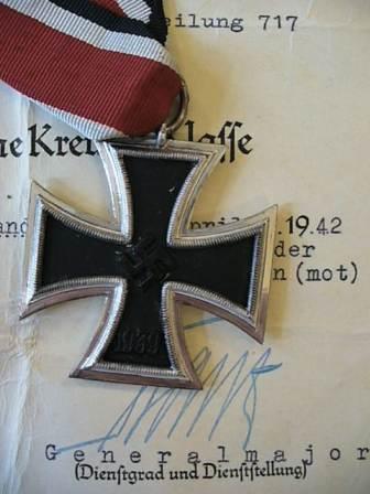 Re: Немецкий крест.